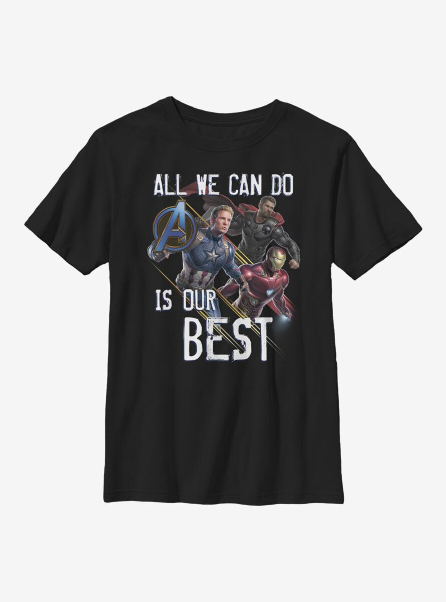 Marvel Avengers Our Best Youth T-Shirt