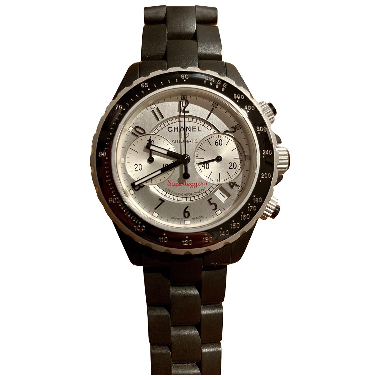 Relojes J12 Automatique Chanel