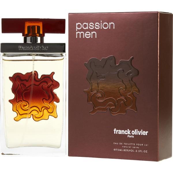 Passion - Franck Olivier Eau de toilette en espray 75 ml