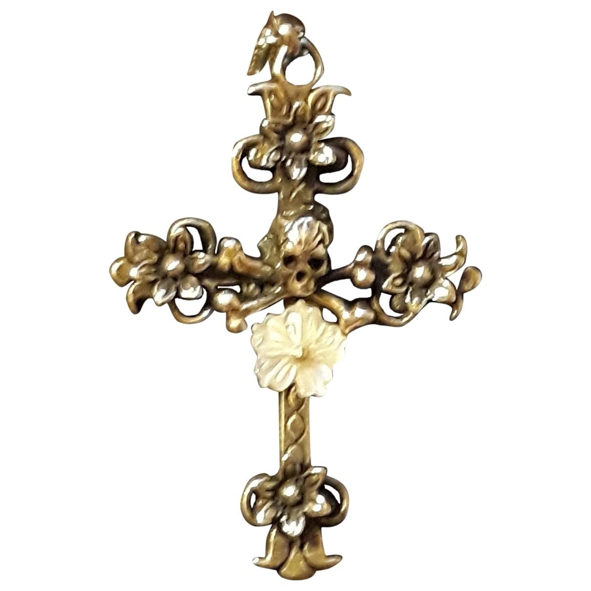 Corpus Christi \N Kette in  Silber Silber