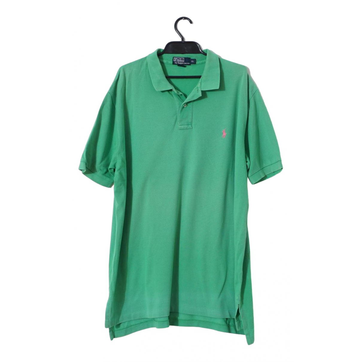Polo Ralph Lauren Polo classique manches courtes Poloshirts in  Gruen Baumwolle