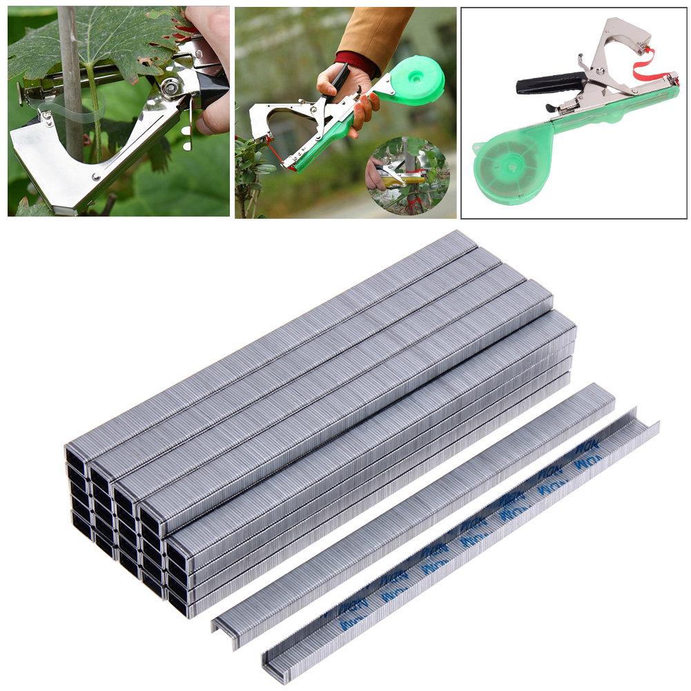 Tape Tool Binder Nail Tapener For Hand Tying Machine For Grafting Machine Garden Pruning Supplies