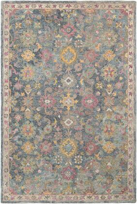 Classic Nouveau CSN-1000 2' x 3' Rectangle Traditional Rug in