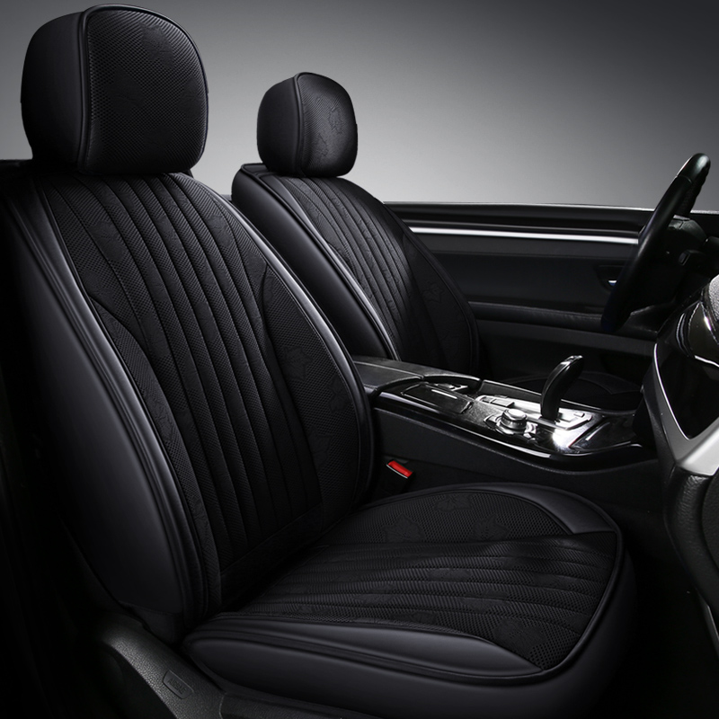 Combination Of Breathable Wear-Resistant Fabric And Wear-Resistant Leather Environmental Protection And Comfort Front Row Full Package Design Airbag C
