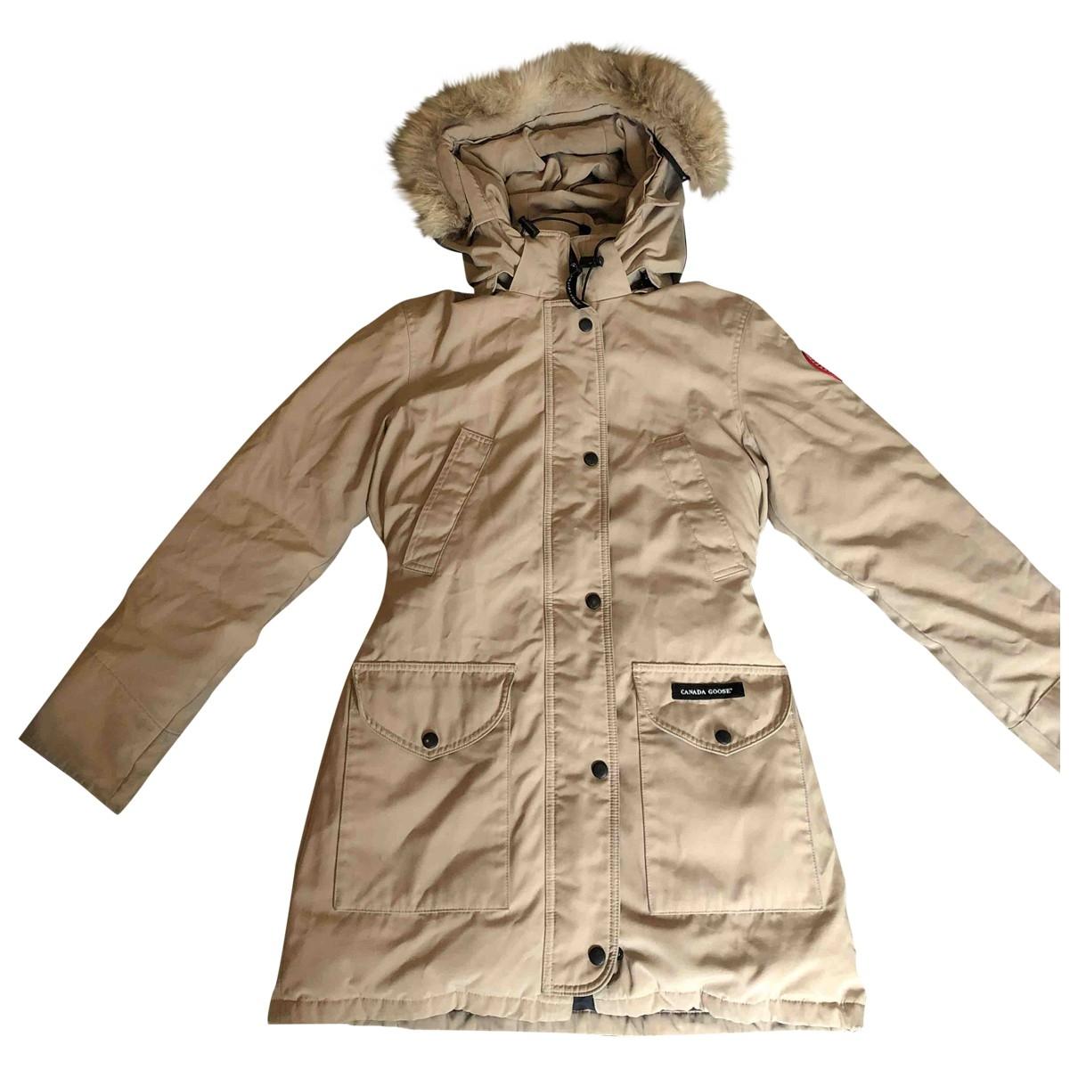 Canada Goose - Manteau   pour femme - beige
