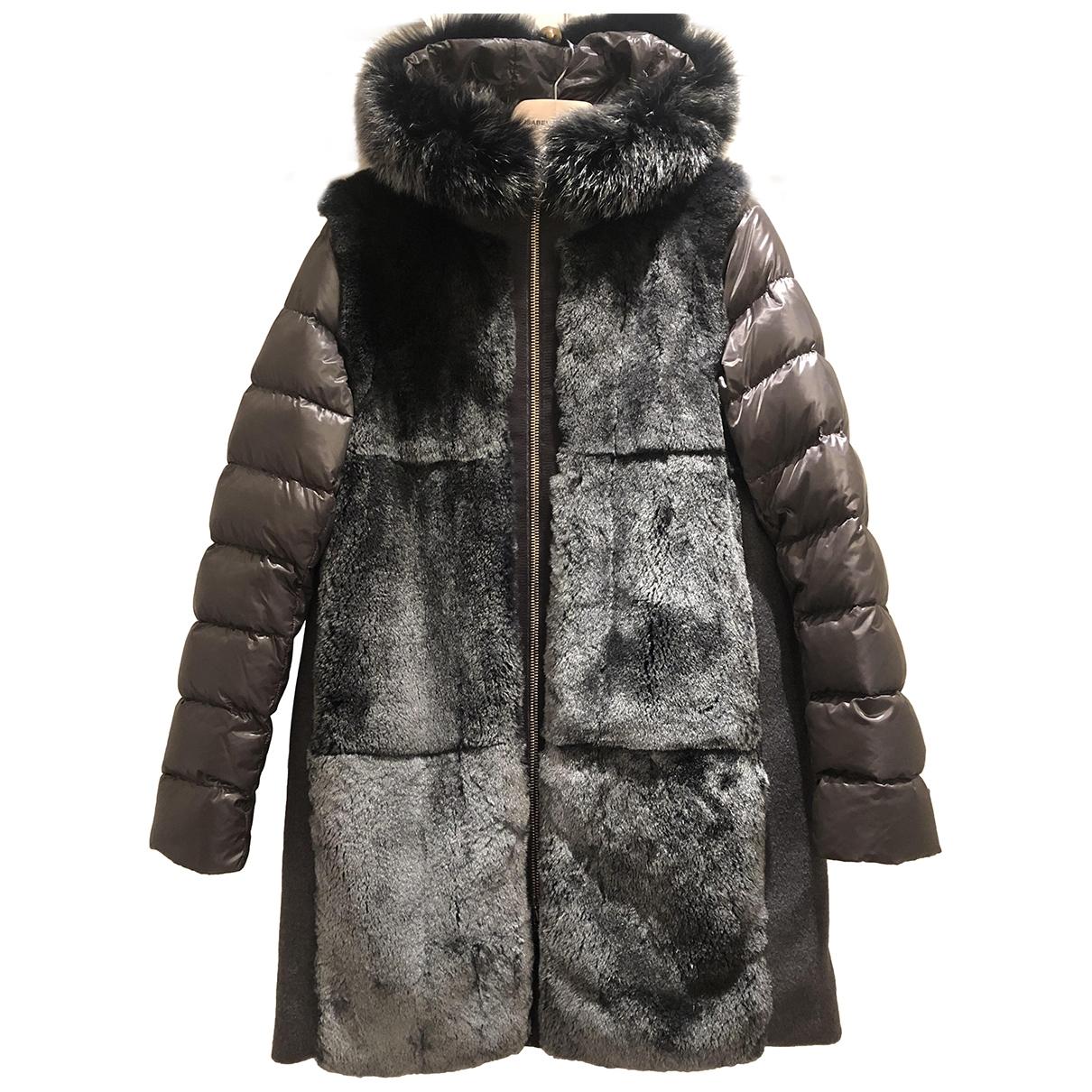 Herno \N Rabbit coat for Women 46 IT