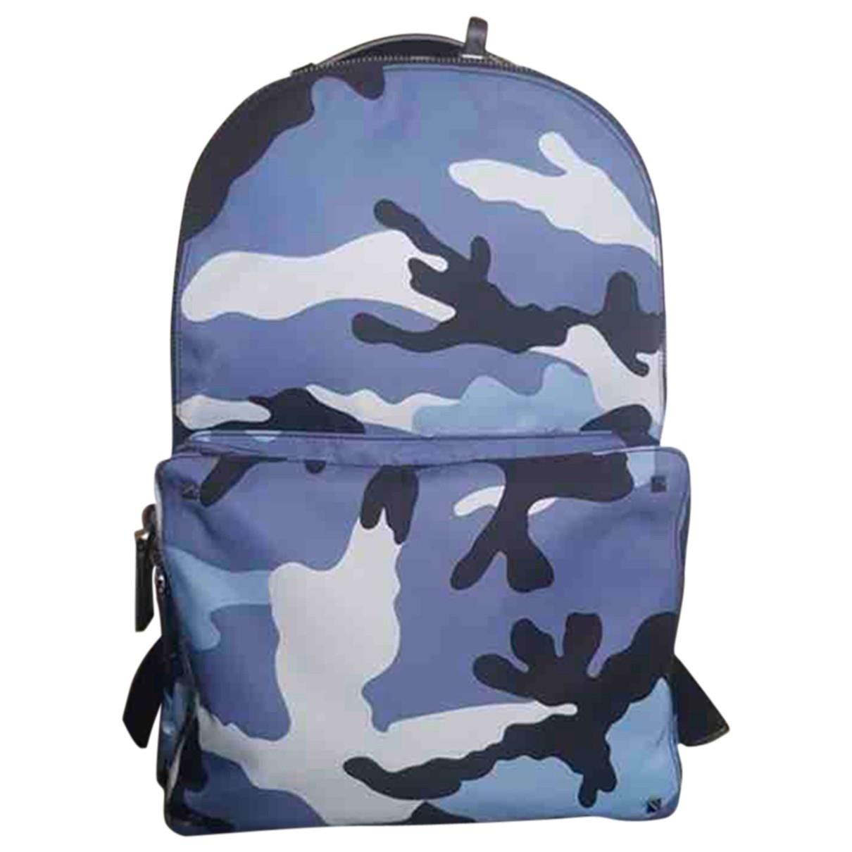 Valentino Garavani \N Blue bag for Men \N