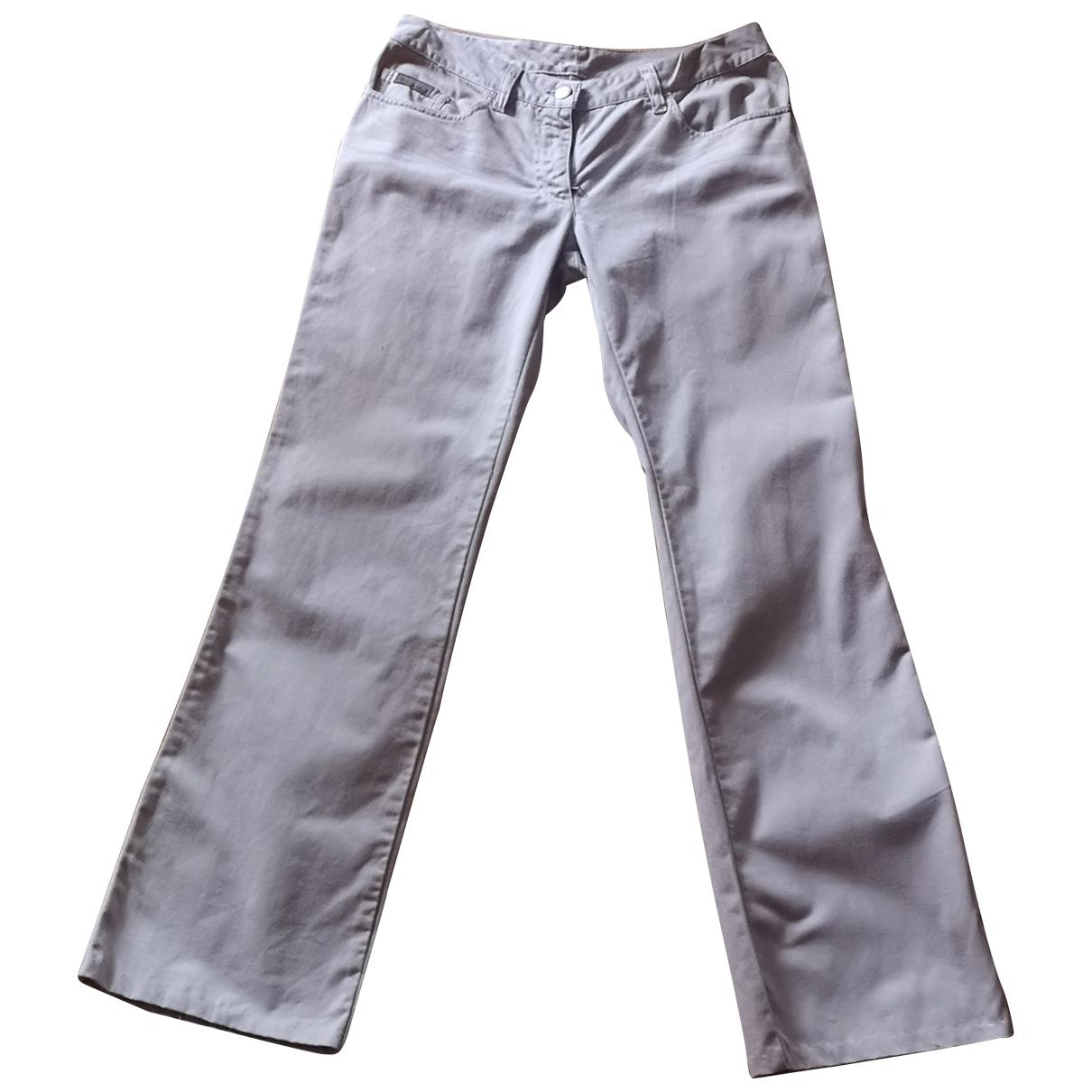 Pantalon recto D&g