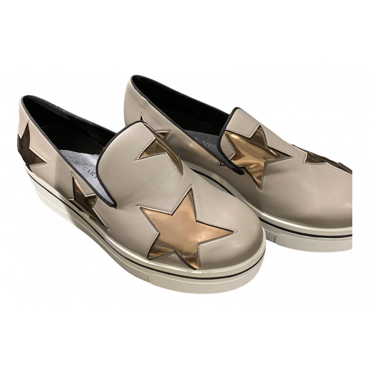 Stella Mccartney \N Sneakers in  Grau Polyester