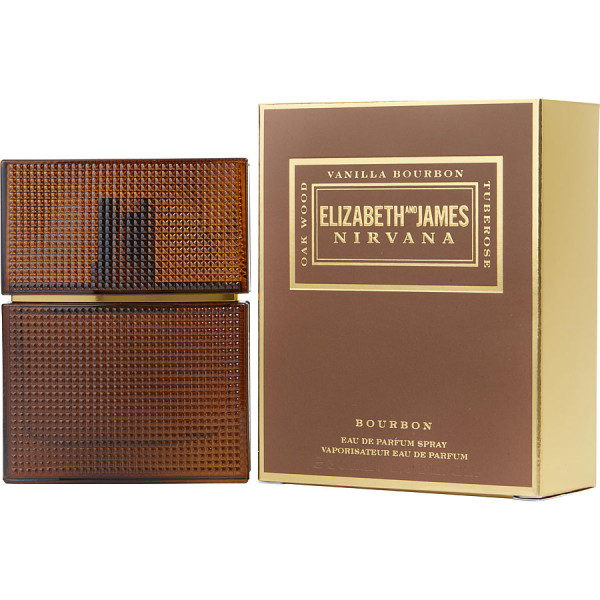 Nirvana Bourbon - Elizabeth and James Eau de parfum 30 ml