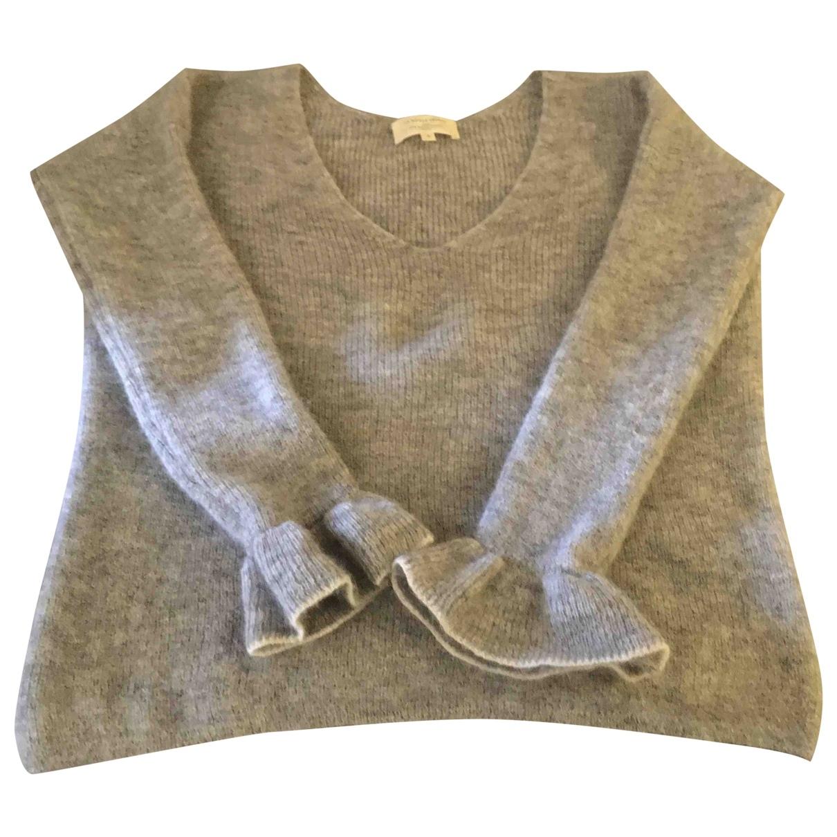 Sézane Fall Winter 2019 Grey Wool Knitwear for Women S International