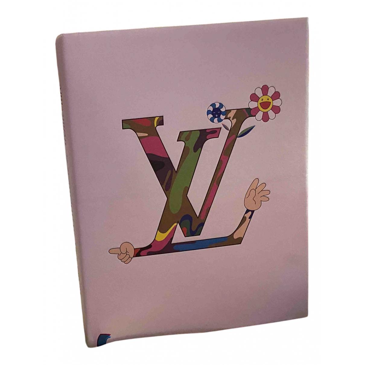 Louis Vuitton - Art   pour lifestyle - blanc