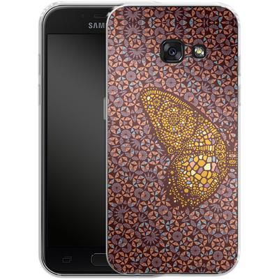 Samsung Galaxy A3 (2017) Silikon Handyhuelle - Metamorphosis von Daniel Martin Diaz