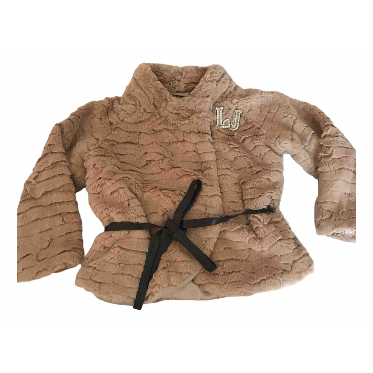 Liu.jo N Pink Faux fur jacket & coat for Kids 18 months - up to 81cm FR