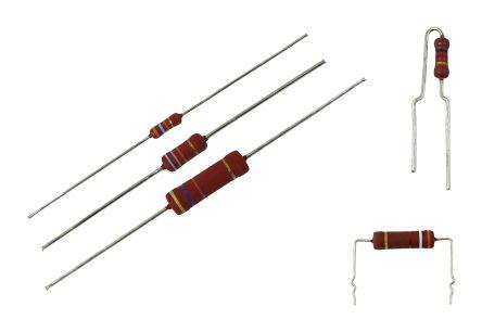 Vishay 510Ω Metal Film Resistor 1W ±5% PR01000105100JR500