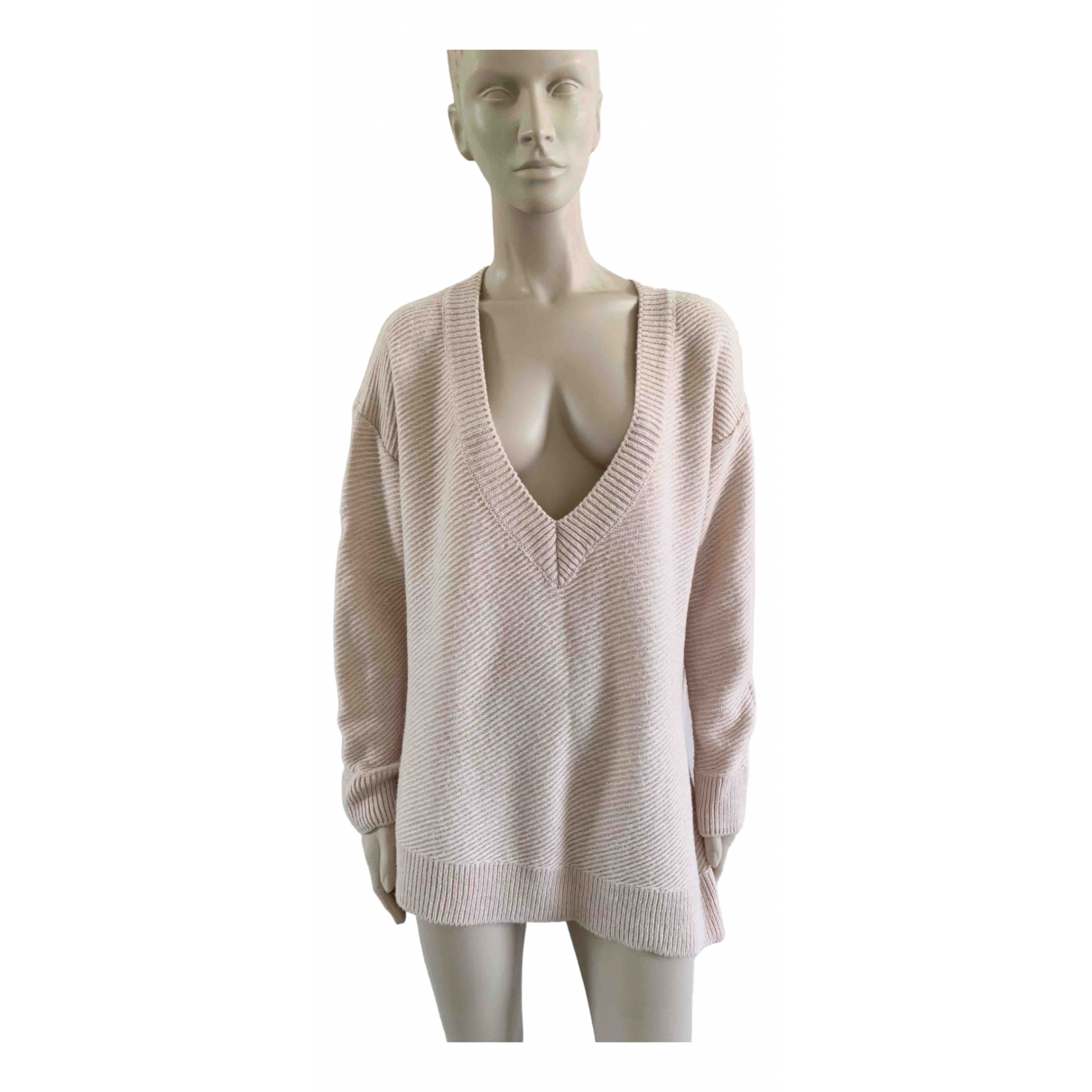 Zara - Pull   pour femme en laine