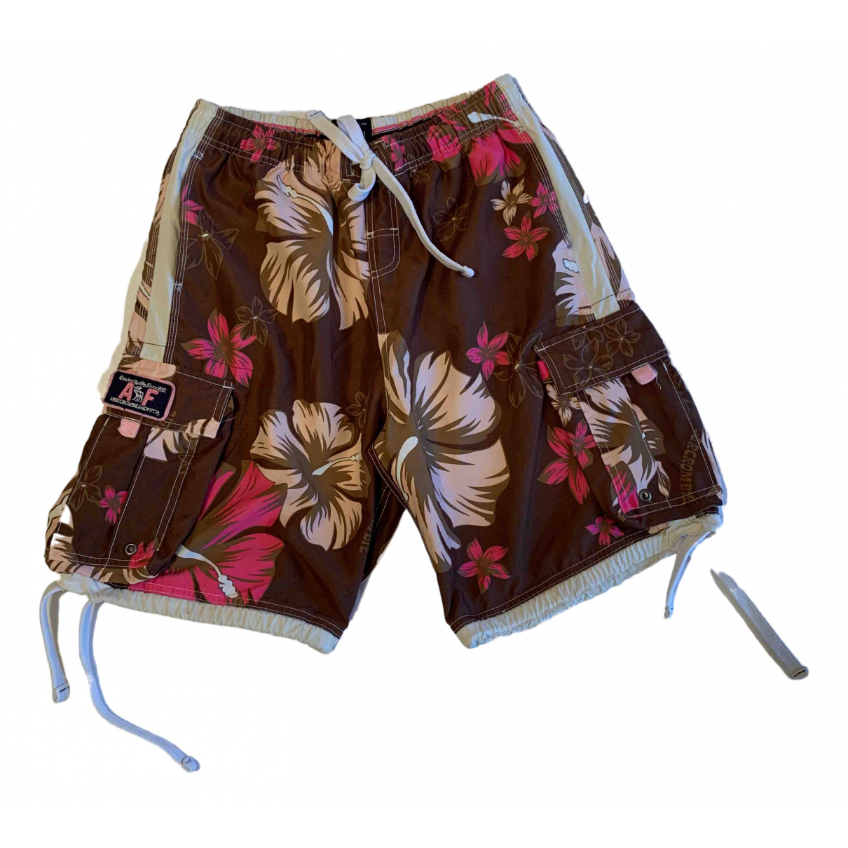 Abercrombie & Fitch \N Multicolour Shorts for Men S International