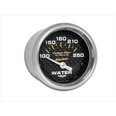 Auto Meter 2-1/16 Inch Water Temperature Gauge - 4737