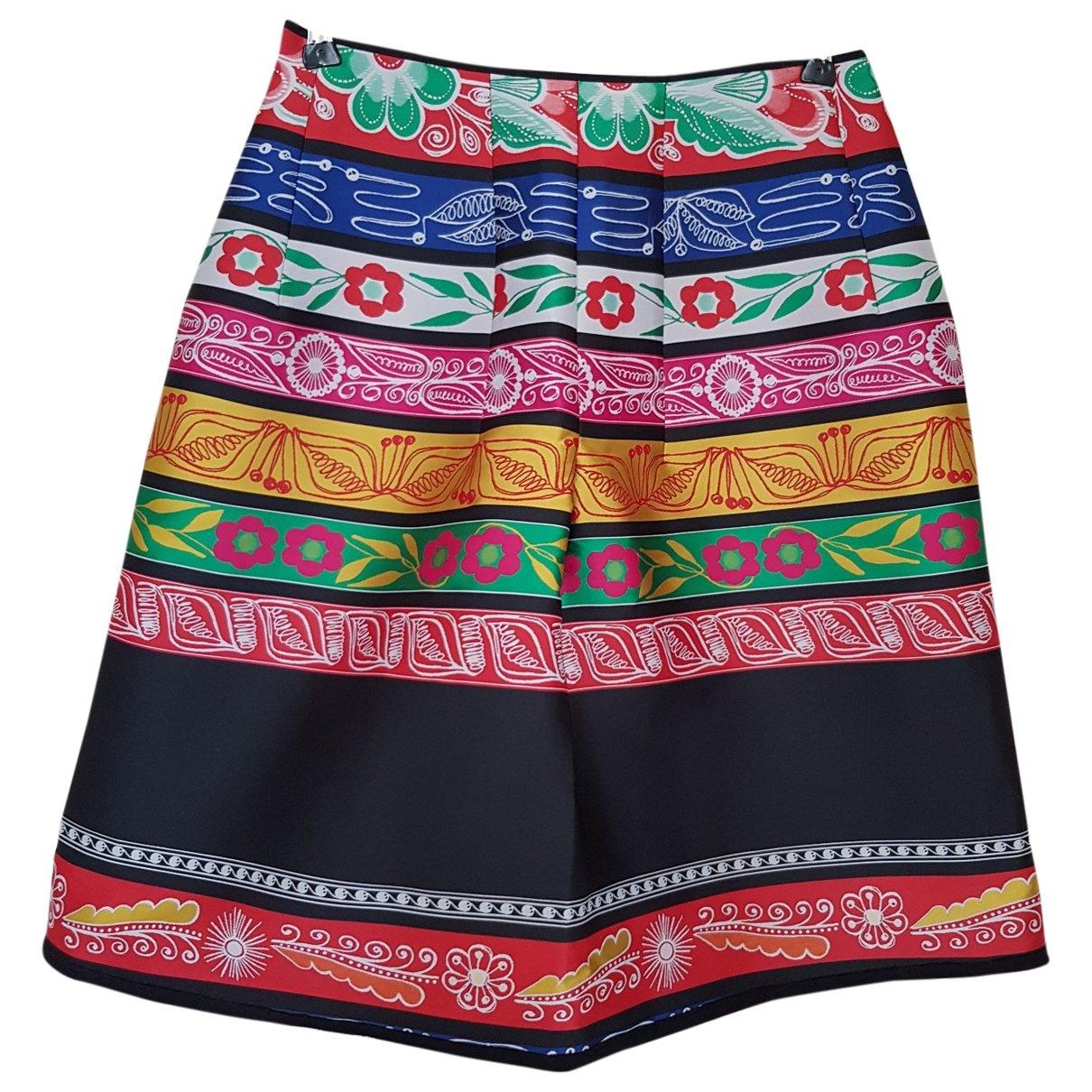 Hache - Jupe   pour femme - multicolore