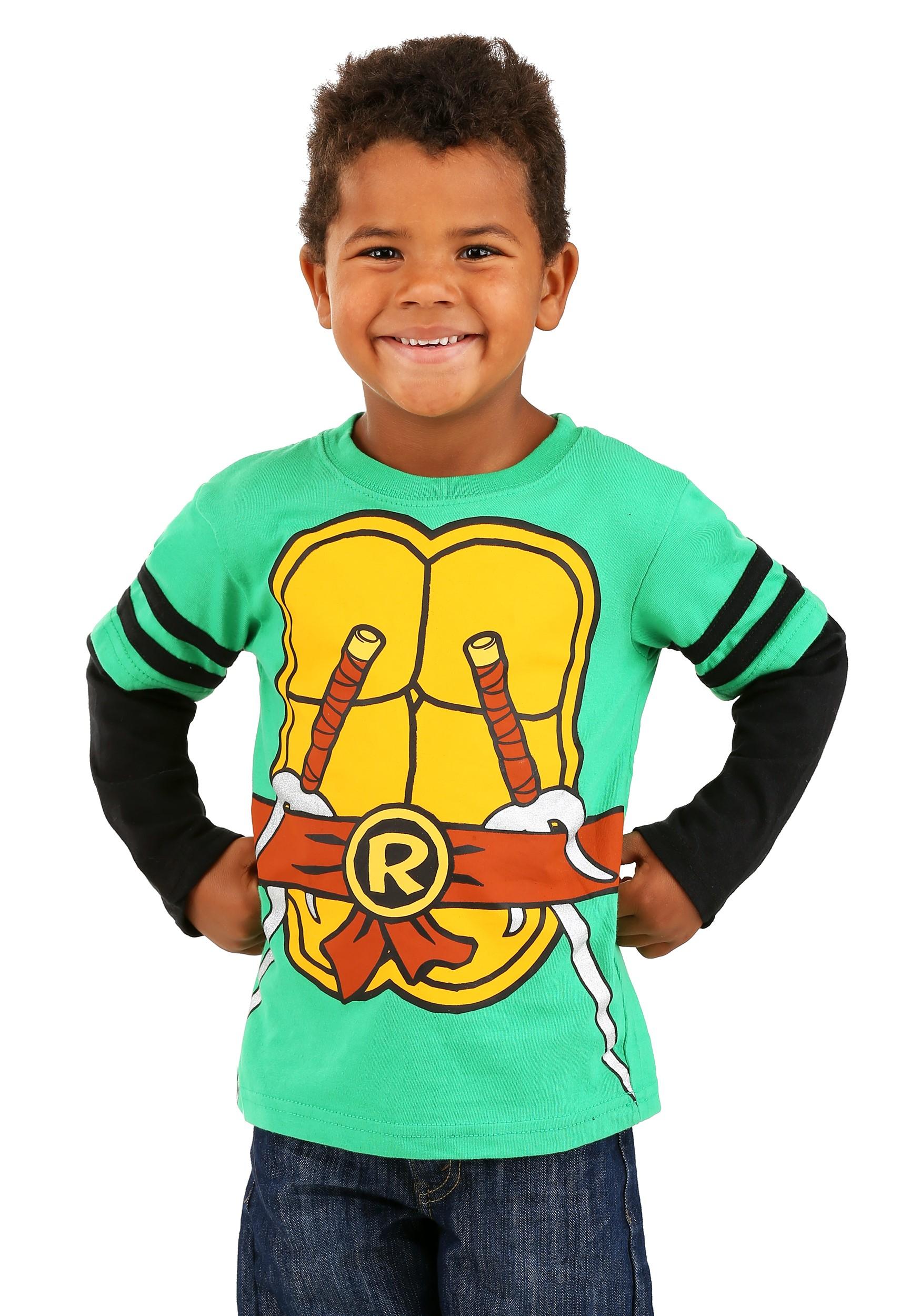 Teenage Mutant Ninja Turtles Longsleeve Tee Costume