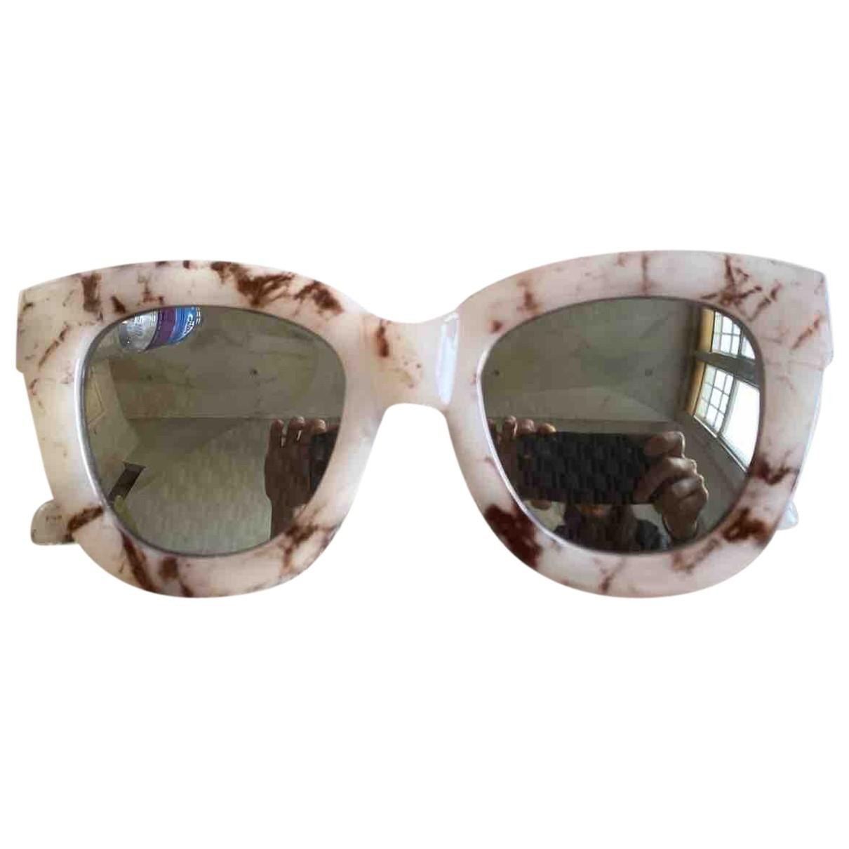 Quay \N Sonnenbrillen in Kunststoff