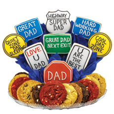 Fathers Day Cookies | Dad Gifts