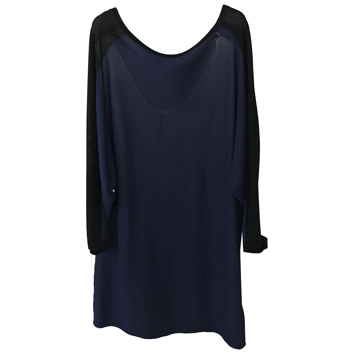 Liviana Conti \N Blue Knitwear for Women 46 IT
