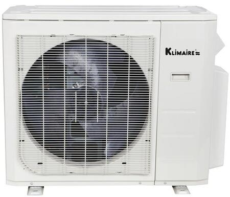KMIR436-H217 KMIR Series Quad Zone Outdoor Heat Pump Unit with 36000 BTU Cooling Capacity  36000 BTU Heating Capacity  22.5 SEER  10.9 EER and 10.3