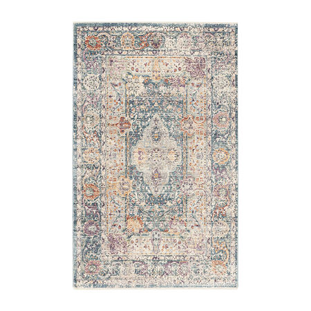 Safavieh Illusion Collection Glanville Oriental Area Rug, One Size , Multiple Colors