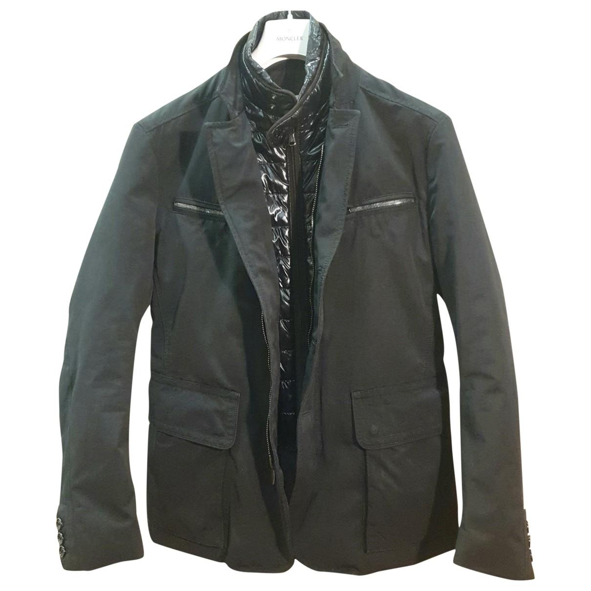 Moncler Classic Black jacket  for Men 3 0 - 6