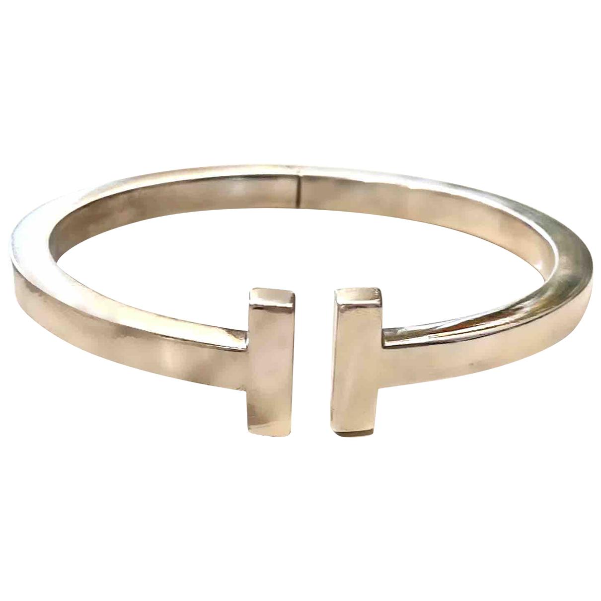 Pulsera Tiffany T de Plata Tiffany & Co