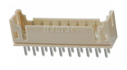 JST , PHD, 20 Way, 2 Row, Straight PCB Header (2)