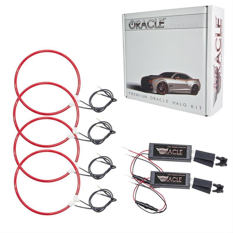 Oracle Lighting 2611-033 Kawasaki ZX-14R 2007-2015 ORACLE CCFL Motorcycle Halo Kit