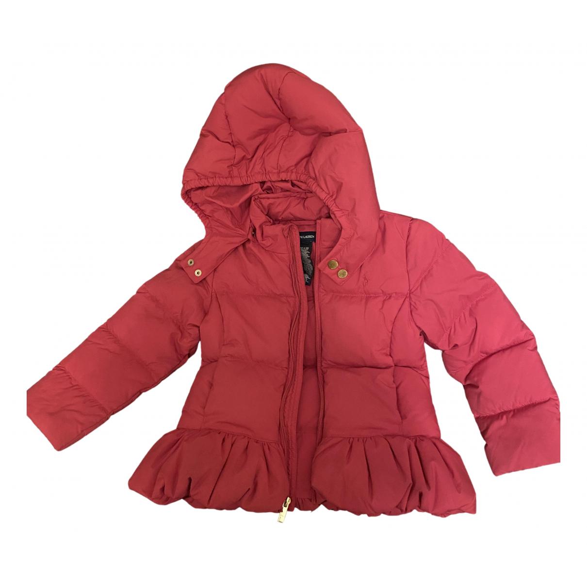 Ralph Lauren N Pink jacket & coat for Kids 6 years - up to 114cm FR