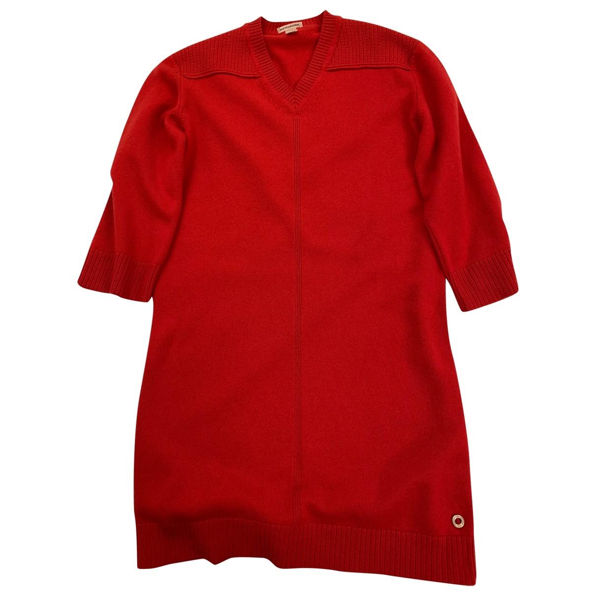 Hermès \N Red Cashmere Knitwear for Women 40 FR