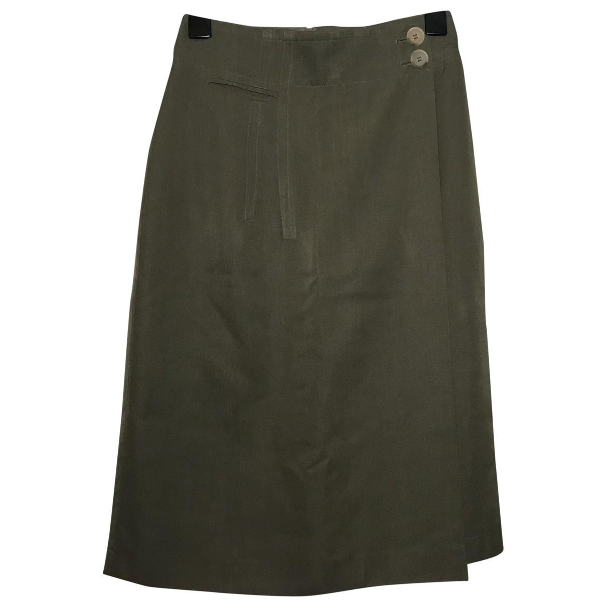 Jil Sander \N Silk skirt for Women 40 FR