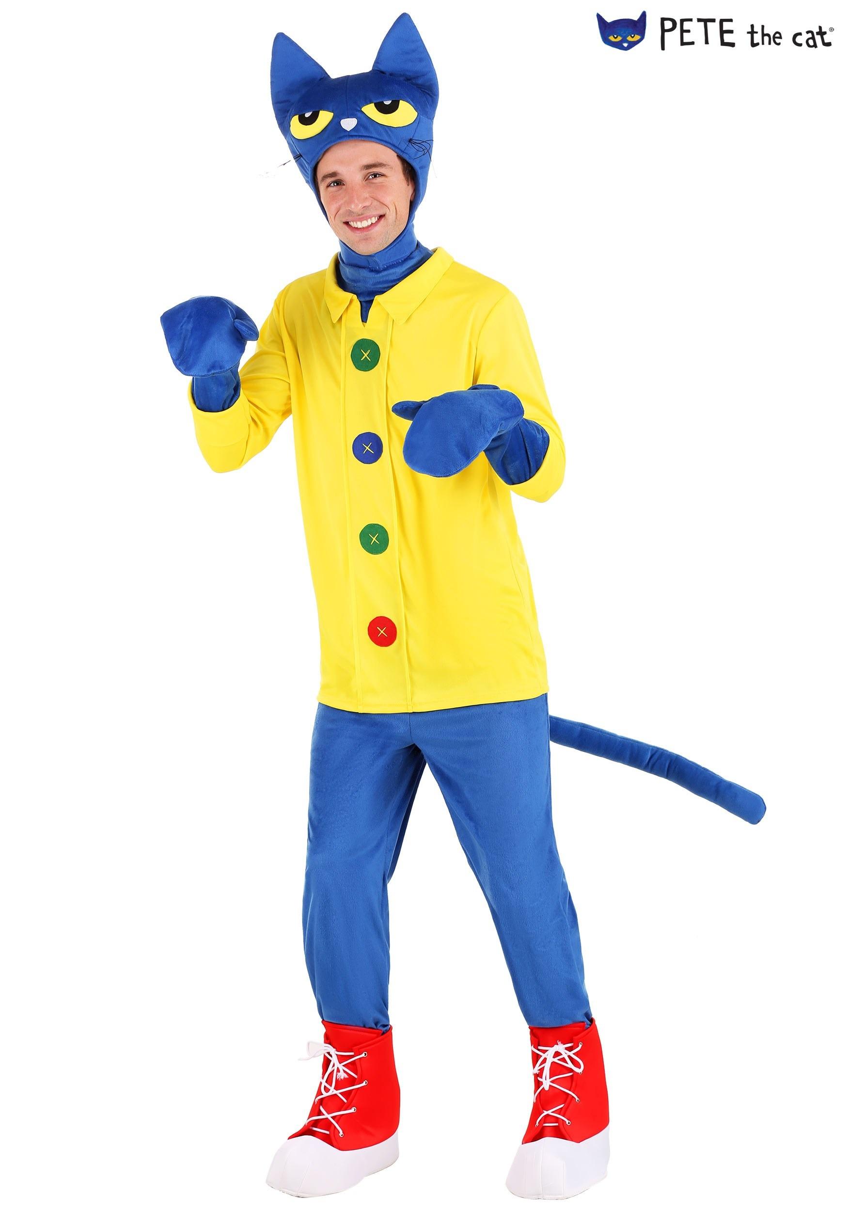 Pete the Cat Adult Costume