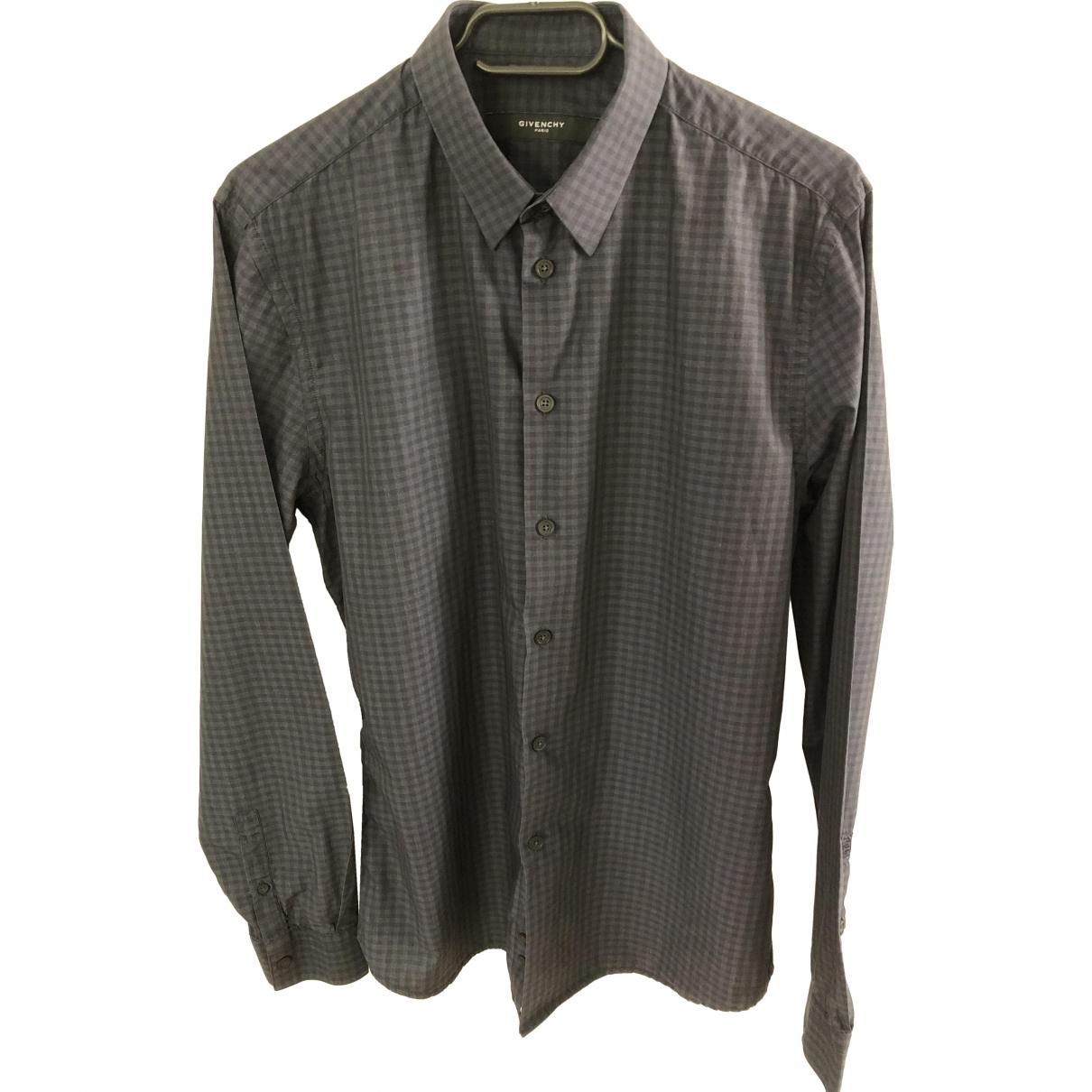 Givenchy \N Hemden in  Marine Baumwolle