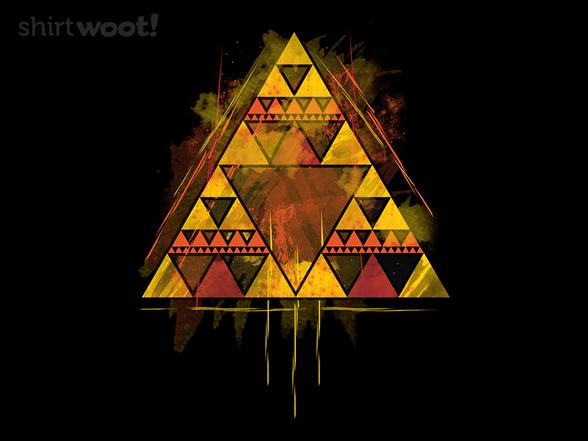 Triforce Symmetry T Shirt