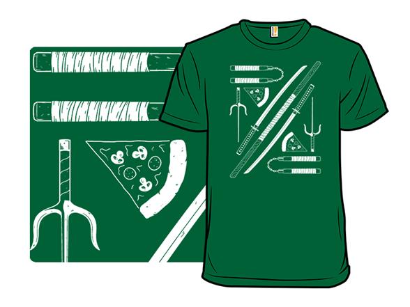 Way Of The Ninja T Shirt