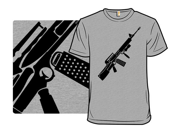 Kitchen Warfare - Remix T Shirt