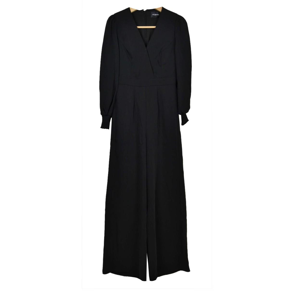 Non Signé / Unsigned N Black jumpsuit for Women 40 IT
