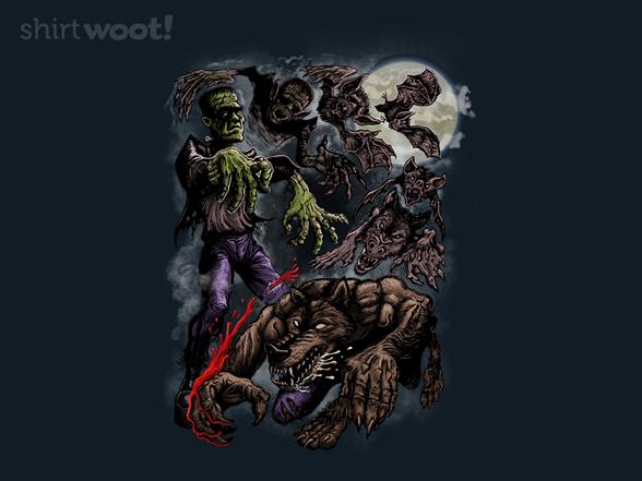 Vicious Circle T Shirt