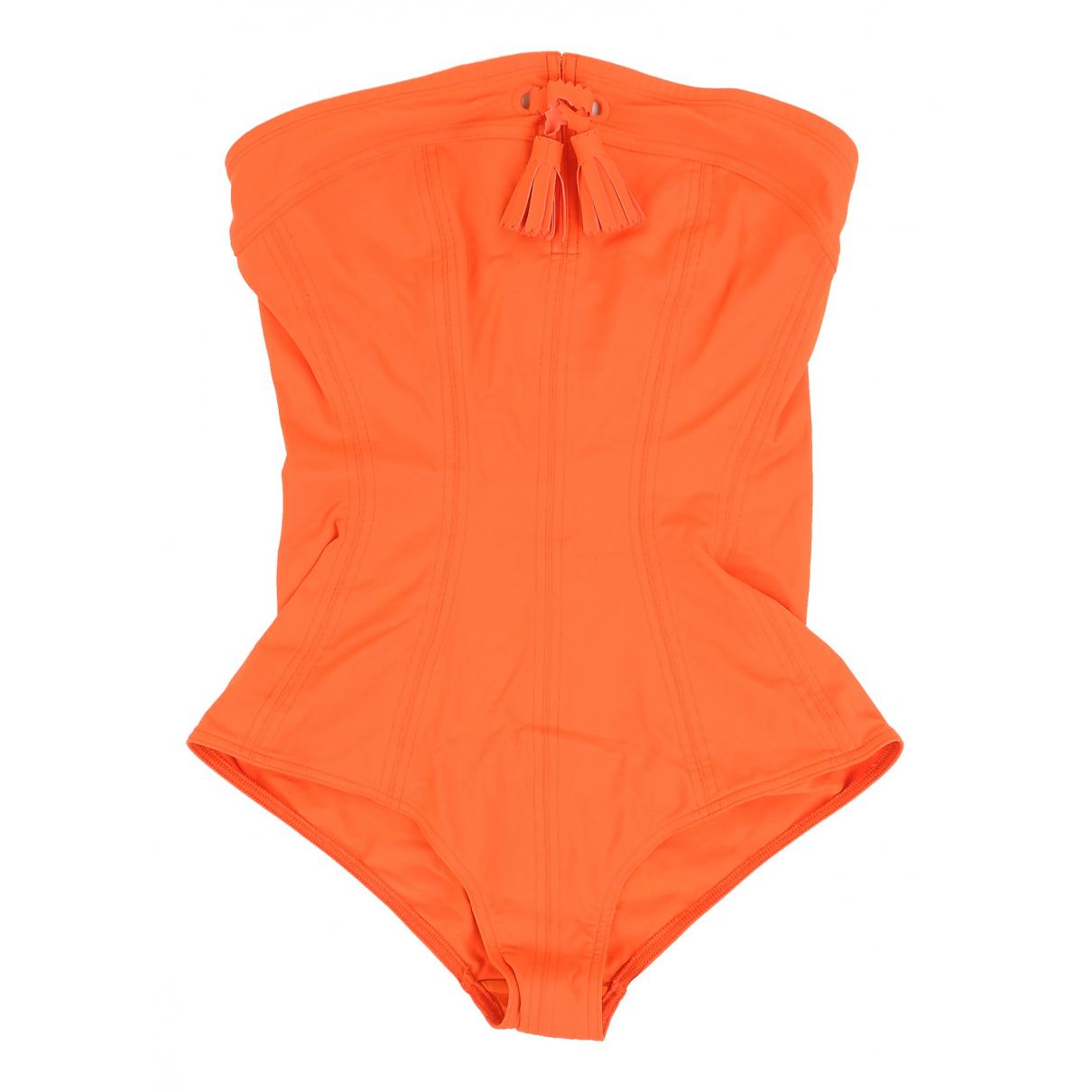 Eres - Bain   pour femme - orange