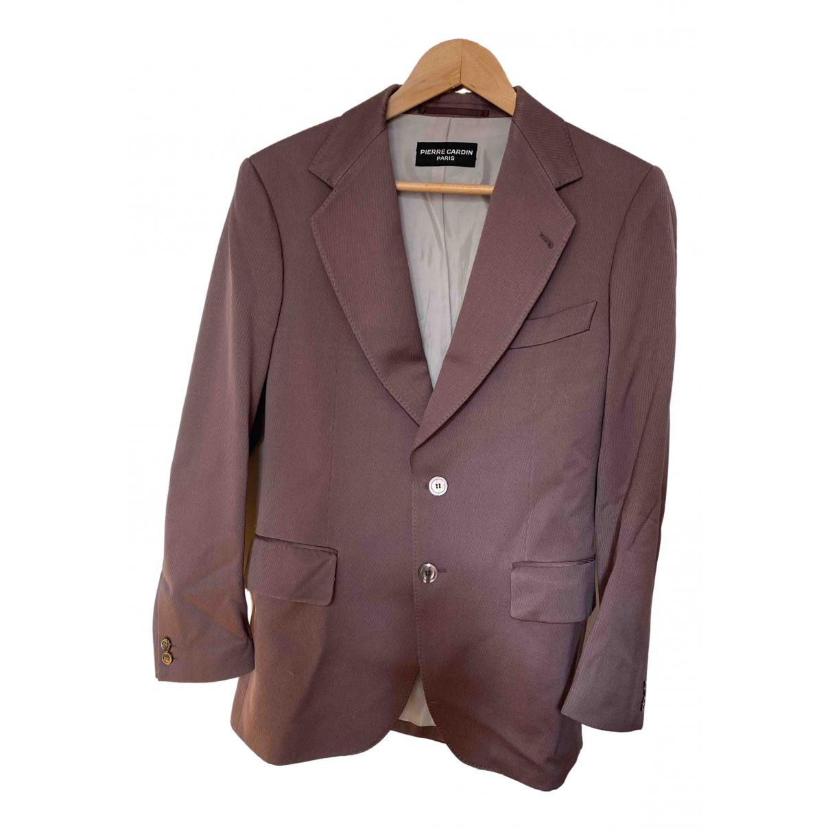 Pierre Cardin \N Wool jacket  for Men 50 FR