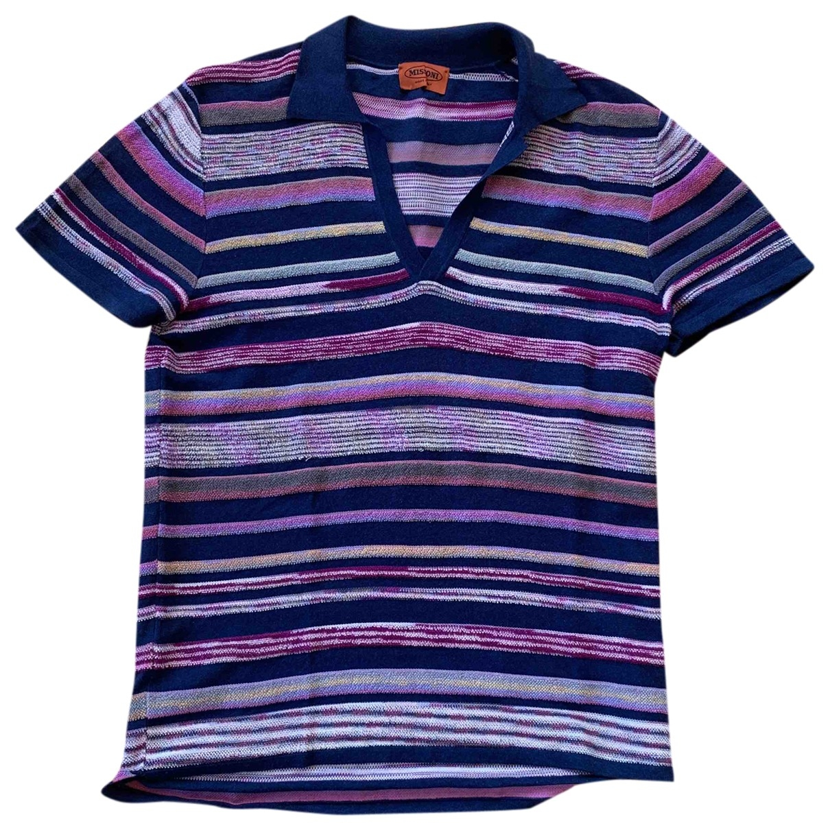 Missoni \N Poloshirts in  Bunt Baumwolle