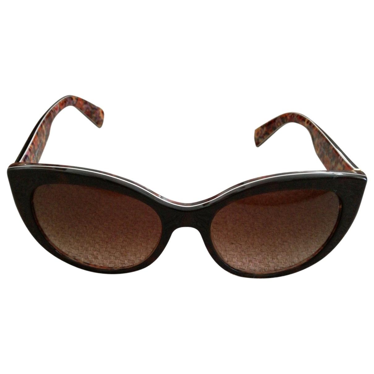 Dolce & Gabbana \N Brown Sunglasses for Women \N
