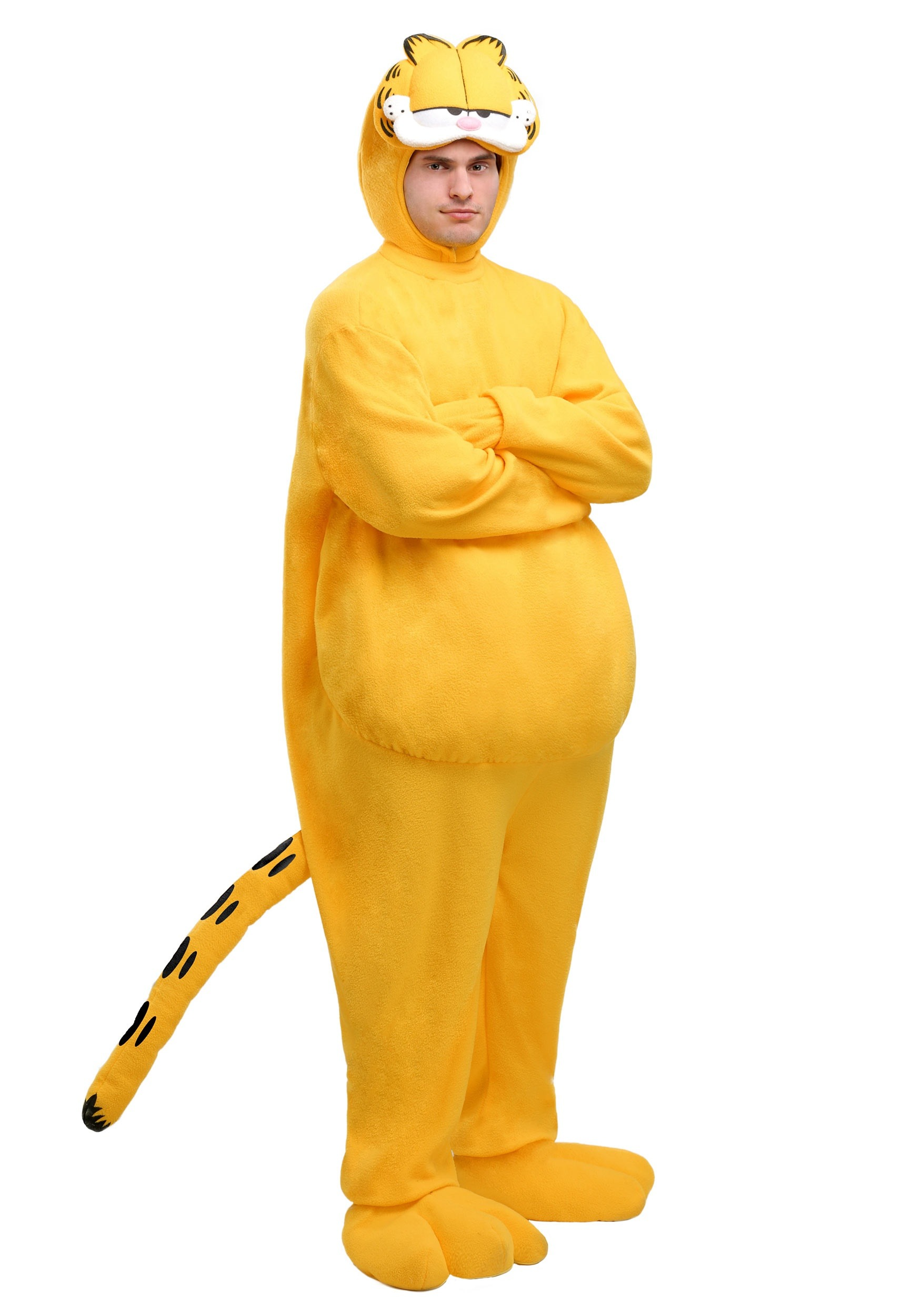 Garfield Costume for Adults