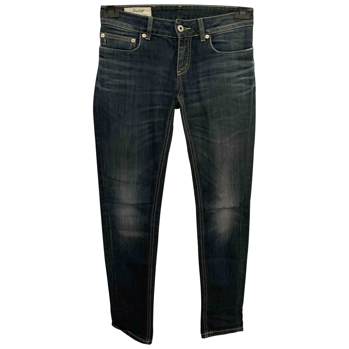 Dondup \N Cotton - elasthane Jeans for Women 26 US