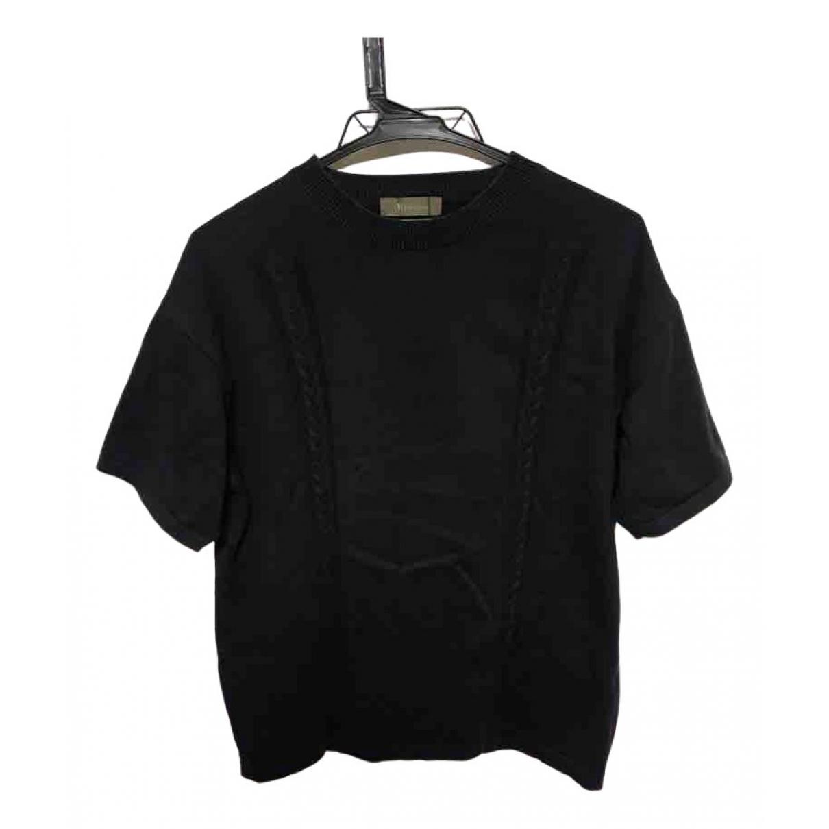 Ys \N T-Shirts in  Schwarz Baumwolle